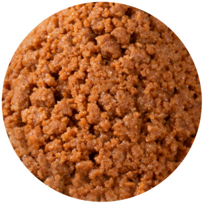 CrumbOlé® Otto Caramel (Cookie butter crumbles)