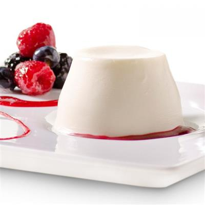 Pronto Pannacotta (Cooked Cream)